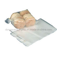 Perfs bolsa de embalaje / bolsa de plástico transparente de embalaje / bolsa de almacenamiento de alimentos