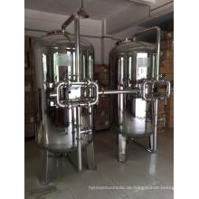 Chunke Sanitär-Edelstahl-Filtergehäuse
