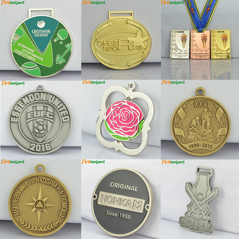 Personalized Medals