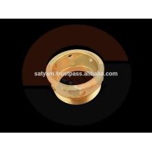 Piezas de la bomba de pulverización de latón de potencia - Latón Gland Nut