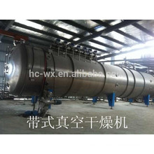 vacuum continuous dryer for mango