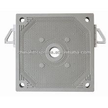 Placa de filtro de membrana PP de alta presión