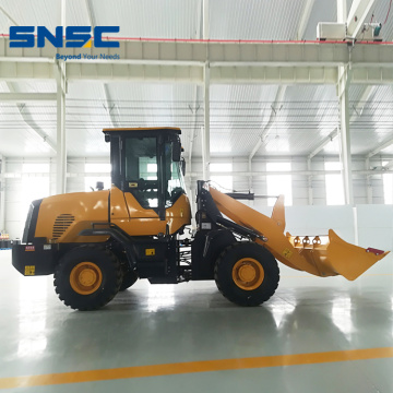 1.5T New Small Loader Para Venda