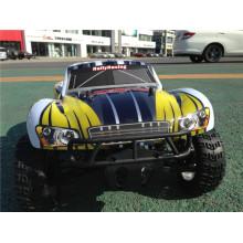 Nitro rc carro 1/8 rc brinquedo modelo com controle remoto