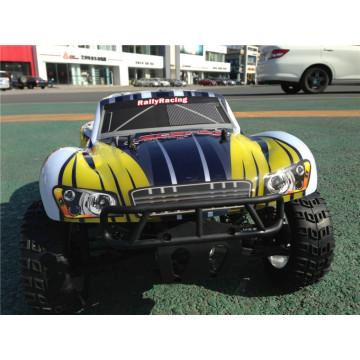 1/8 nitro rádio controle brinquedos estilo 4wd rc carro para crianças