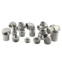 ASTM A403 / A403M Accesorio de acero inoxidable forjado de tubo de acero inoxidable