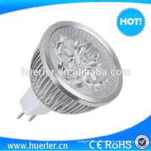 El precio de fábrica AC100-240V 4w mr16 mini llevó las luces llevadas luz del punto gu10 llevó las luces del punto