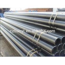 Tuyaux en acier LSAW à gros diamètres ASTM A53 à chaud, en provenance de Chine