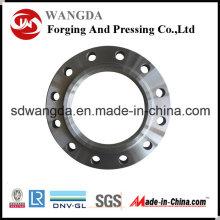 Brides en acier forgé Slip-on carbone Calss 600 ANSI B16.5