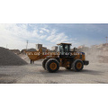 Big Front Loader SEM 658C Wheel Loader