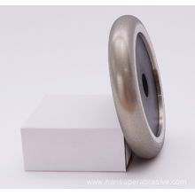 Quality Inspection for for Lapidary Grinding Wheels Diamond U Shape Carving Grinding Wheels supply to Anguilla Importers