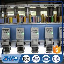 ZHAO SHAN nova máquina de bordar plana de 15 cabeças