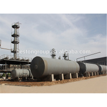 Oil Reactor Continuous waste oil distillation plant for sale
