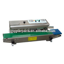 Solid-Ink Coding Continuous Band plastic sealer machine