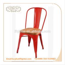 industrial loft dining chair/ metal chair/ restaurant chair