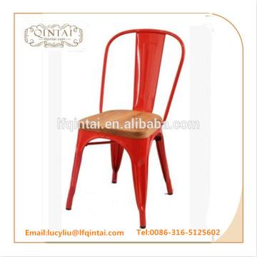 loft industriel / chaise en métal / chaise de restaurant