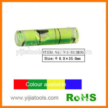 Vial mini nivel con norma ROHS YJ-SL0835