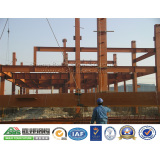Prefabricated Steel Structure Building Multi-storey