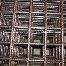 200 * 200 malla de refuerzo de hormigón, tejido de soldadura (fábrica de Anping)