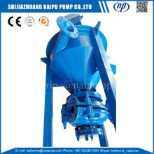 4-дюймовый завод удобрений вертикальный пенный шламовый насос
