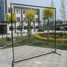 Canada Standard Temporary Construction Fence/ Export Removable Fence