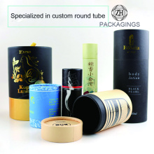 Cheap luxury round hat cosmetic box packaging
