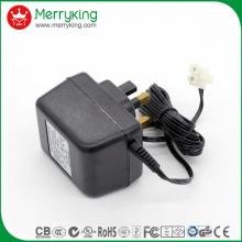 6-12W UK Stecker Linear Power Adapters