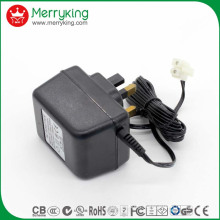 6-12W UK Plug Linear Power Adapters