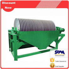 2018 new type iron sand magnetic separator, iron sand separator machine