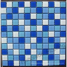 Crystal Glass Mosaic Swimming Pool Mosaic (HS16)