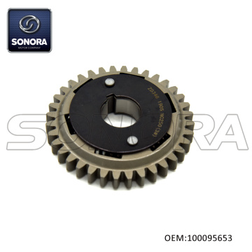 Zongshen NC250 Driven Gear Assy (OEM: 100095653) Calidad superior