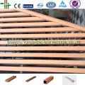 Outdoor wpc panel material
