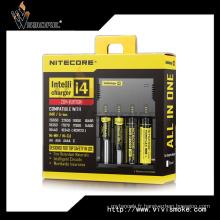 Chargeur de batterie multifonctionnel Nitecore Intellicharger I4