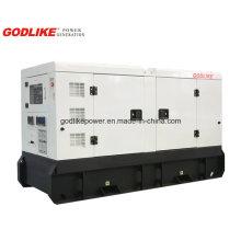 100kw / 125kVA Générateur diesel silencieux de conception compacte de trois phases (GDC125 * S)