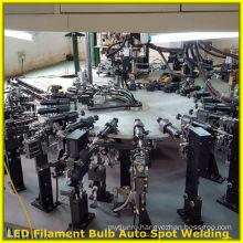 LED Filament Bulb Spot Welding Machine