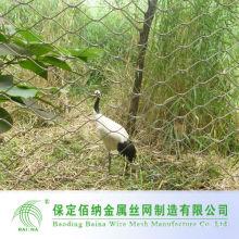 Jaula caliente del animal del parque zoológico del acero inoxidable de la venta