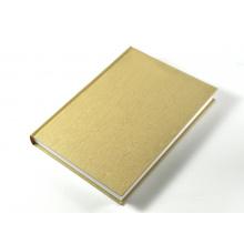 Alta qualidade PU impressão em couro Hardcover Notebook