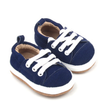 Läder Toddler Walker Sports Baby Casual Shoes