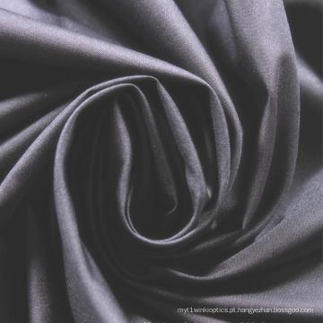 Poliuretano revestido poliéster capa de chuva tecido impermeável
