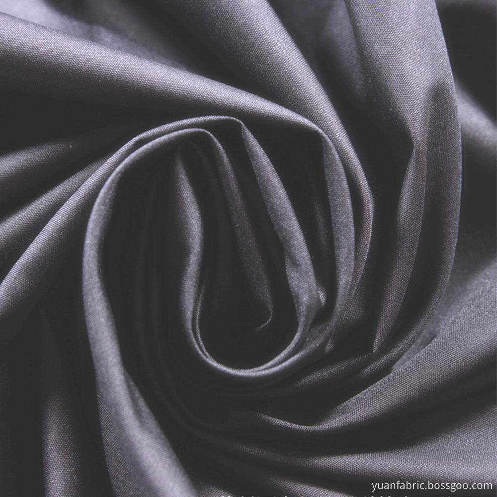 180 Polyurethane Coated Polyester Fabric Raincoat Fabric Waterproof