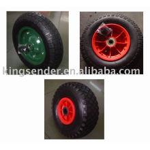 roda de carrinho de mão