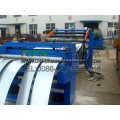 Steel coil slitting cutting machine