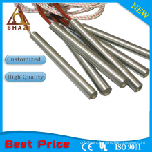 different voltages inter thermocouple electric heating element