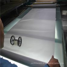Rede de arame 50micron de aço inoxidável para a impressão da tela