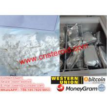 El levantamiento de pesas crudo de Steinabol del polvo de Turinabol complementa el acetato de Clostebol