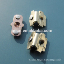 made in China electric devices contact accessories circuit breaker silver points