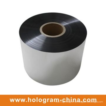 Folha de animal de estimação de calcário de gravação de alumínio prata