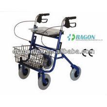 Durable Steel forearm walker rollator