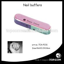 outils et équipement de soin des ongles, tampon pour les ongles