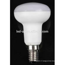 Approbation CE E14 E12 ampoules led en gros 5w R50 lumière AC 85V-265V
